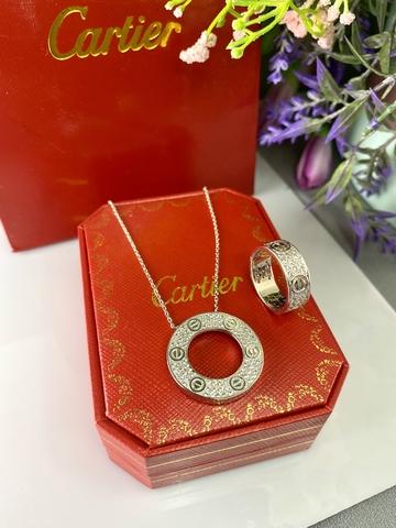 Комплект Cartier