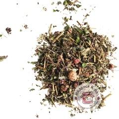 Травяной чай. Малина, душица, мята