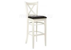 Барный стул Терра (Terra) buttermilk / brown