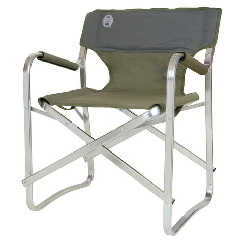Кресло Coleman Deck Chair Green (205470)