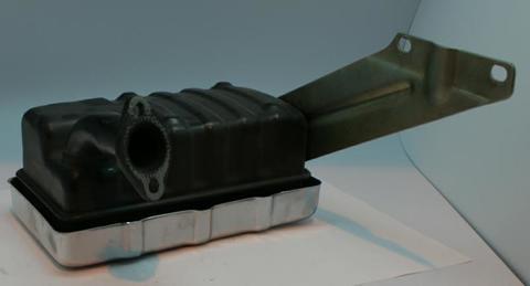 Глушитель DDE BG5000E (3C2150001), шт