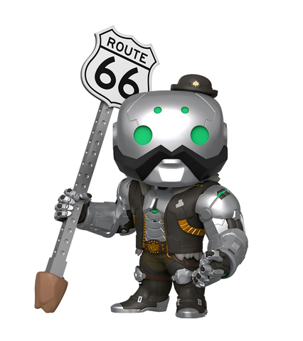 B.O.B. (Overwatch) Oversized Funko Pop! Vinyl Figure || БОБ