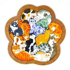 Зоопазл Кошки, Нескучные Игры
