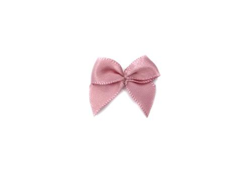 Бантик пудрово-розовый