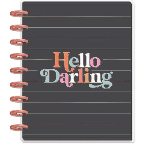 Ежедневник с июля 2021 по декабрь 2022 - Classic Happy Planner - Oh Darling -  19,5х24,5см