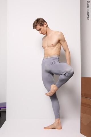 High waisted leggings | grey
