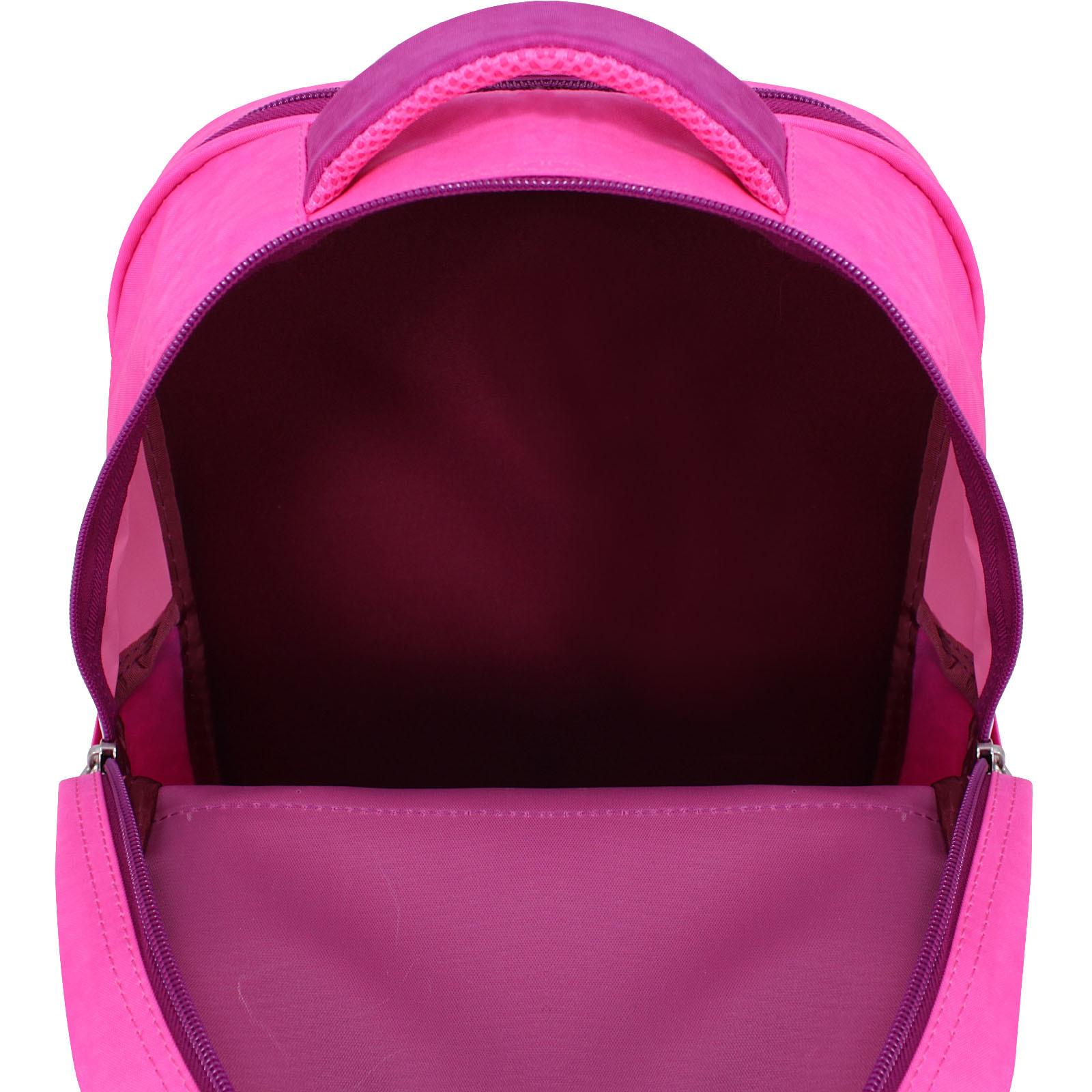 Рюкзак школьный Bagland Отличник 20 л. 143 малина 688 (0058070)