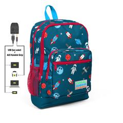 Çanta \ Сумка \ Bag CORAL HIGH SIRT ÇANTA(USB+AUX SOKETLİ) 23290