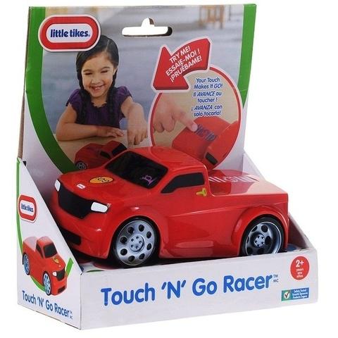 Little Tikes: гоночная машина Touch n' Go Пикап красный