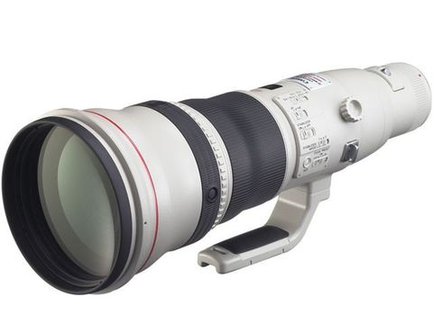 Объектив Canon EF 800mm f/5.6L IS USM White для Canon