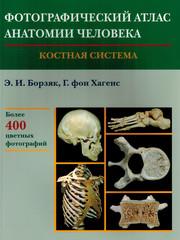 Фотографический атлас анатомии человека. Костная система