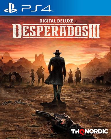 Desperados III - Digital Deluxe