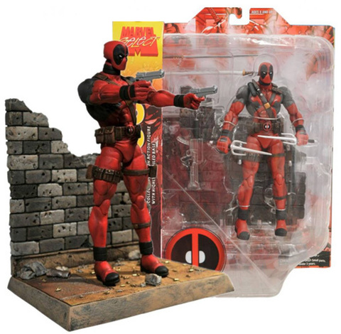 Марвел Селект фигурка Дэдпул — Marvel Select Deadpool Action Figure