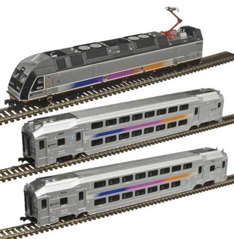 Atlas Региональный Поезд (NJT) набор