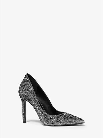 Туфли Keke embellished glitter