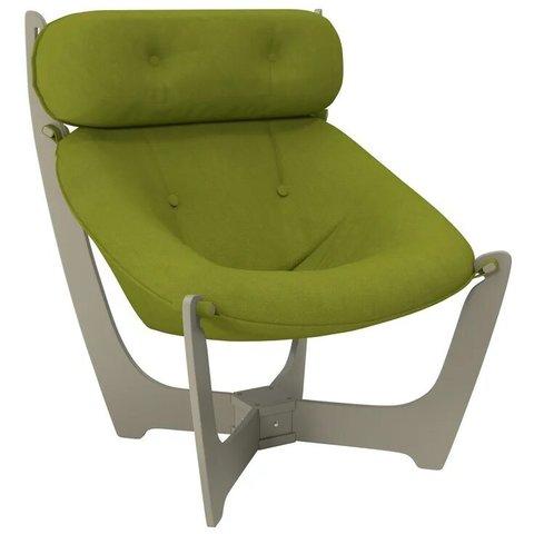 Кресло для отдыха Комфорт Модель 11 серый ясень/Montana 501