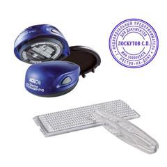 Печать самонаборная круглая Colop Stamp Mouse (полуторакруговая R40/1.5 Set)