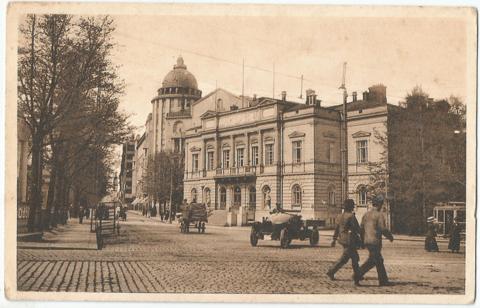 Helsingfors. Studenthuset