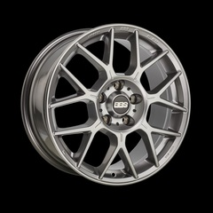 Диск колесный BBS XR 7.5x17 5x114.3 ET35 CB82.0 platinum silver