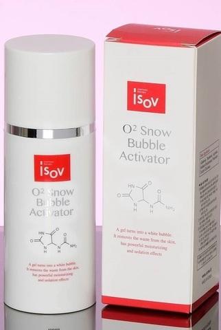 Пенка О2 Snow Bubble Activator, 150 мл