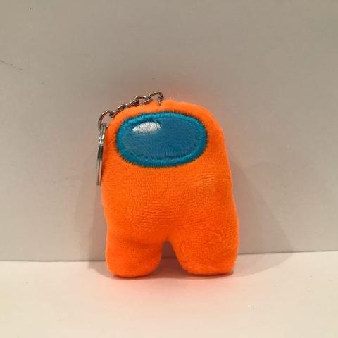 Мини брелок амонгаст оранжевый