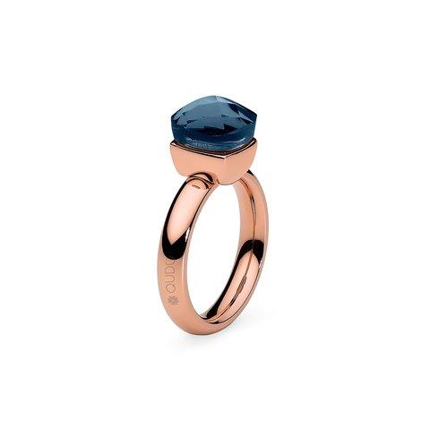 Кольцо Firenze dark blue 16.5 мм 611070/16.6 BL/RG
