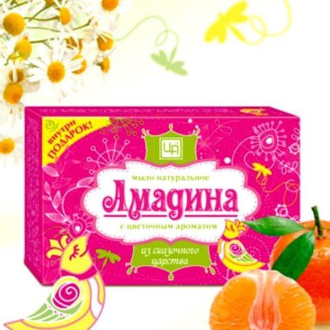Крымское натуральное мыло «Амадина»™Царство Ароматов