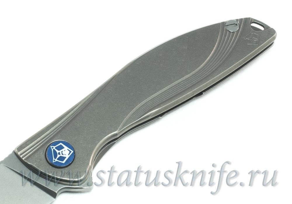 Нож Широгоров Неон Ультра Лайт  S30V Lite 2D - фотография