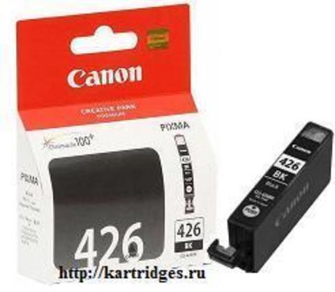 Картридж Canon CLI-426Bk / 4556B001