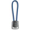 Темляк Victorinox, 65 мм, нейлон/резина, синий