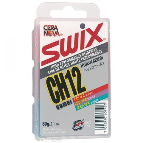 Картинка парафин Swix CH 60 (+1/-12) - 1