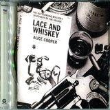 Alice Cooper / Lace And Whiskey (RU)(CD)