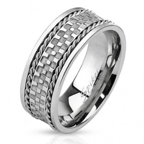 Кольцо, Сталь, 22,3 размер SPIKES R-M3300