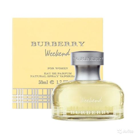 Weekend for Women Burberry, 100ml, Edp