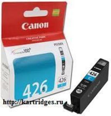 Картридж Canon CLI-426C / 4557B001