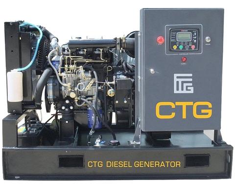 Дизельный генератор CTG AD-100RE