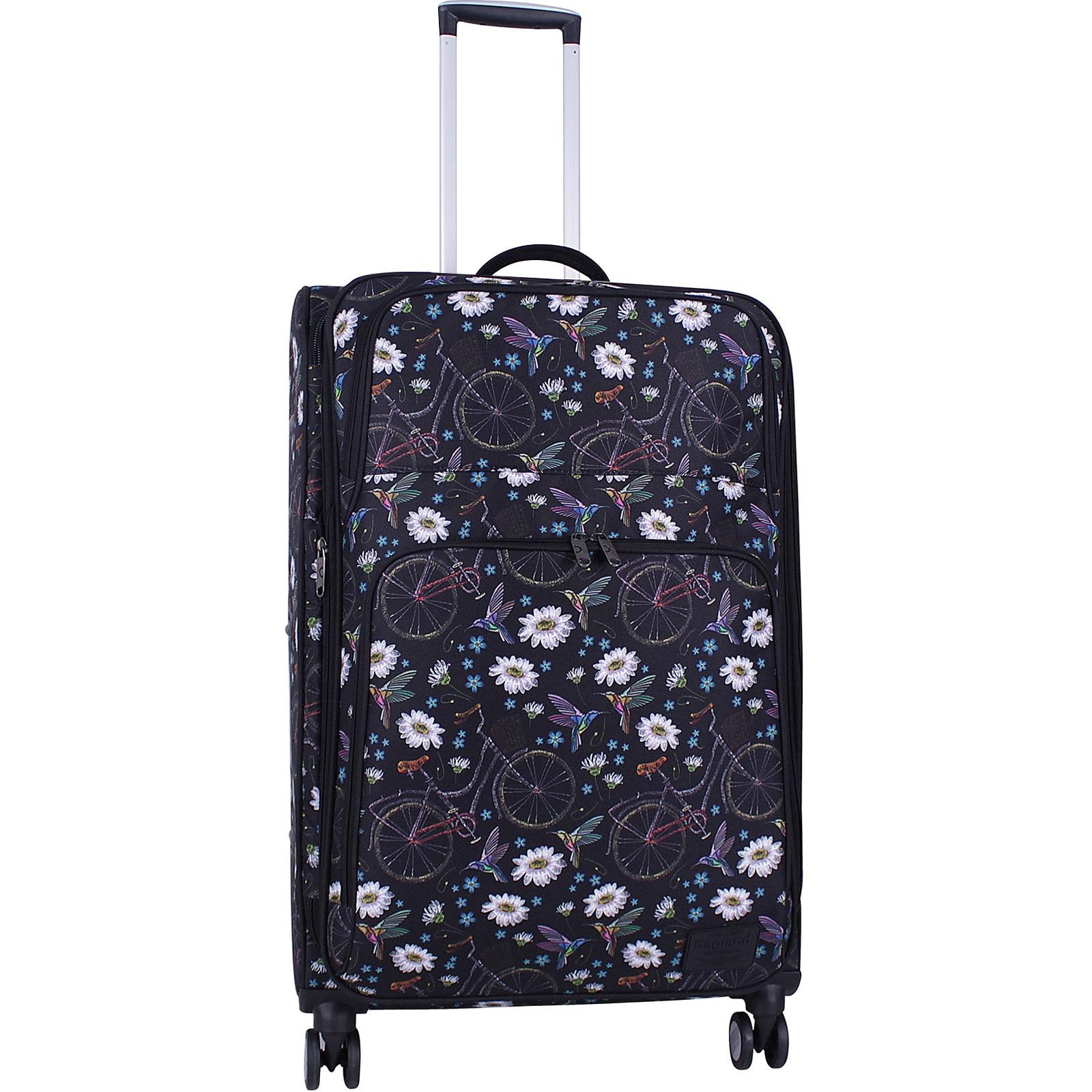 Дорожные чемоданы Чемодан Bagland Валенсия большой дизайн 83л. сублімація 194 (0037966274) IMG_8704_суб194._.JPG