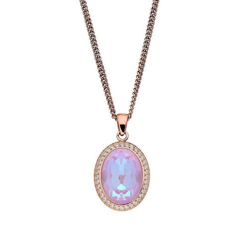 Колье Tivola Lavender delite 403676.1 V/RG