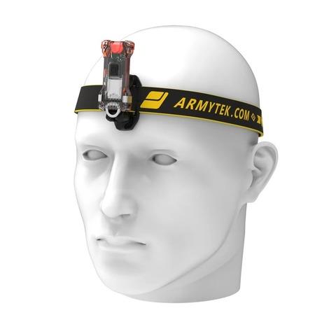 Мультифонарь светодиодный Armytek Zippy Extended Set WR Red, 120 лм, аккумулятор