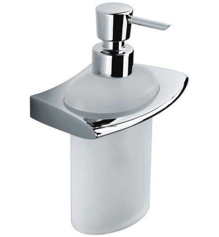 Дозатор для жидкого мыла Colombo Land  B9318, хром