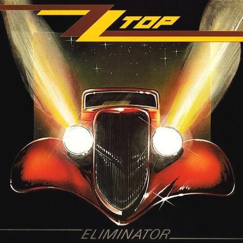 ZZ Top / Eliminator (LP)