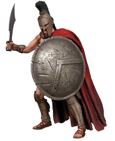 300 King Leonidas Movie 12