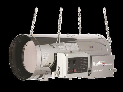 Теплогенератор подвесной газовый - Ballu-Biemmedue Arcotherm GA/N 95 C