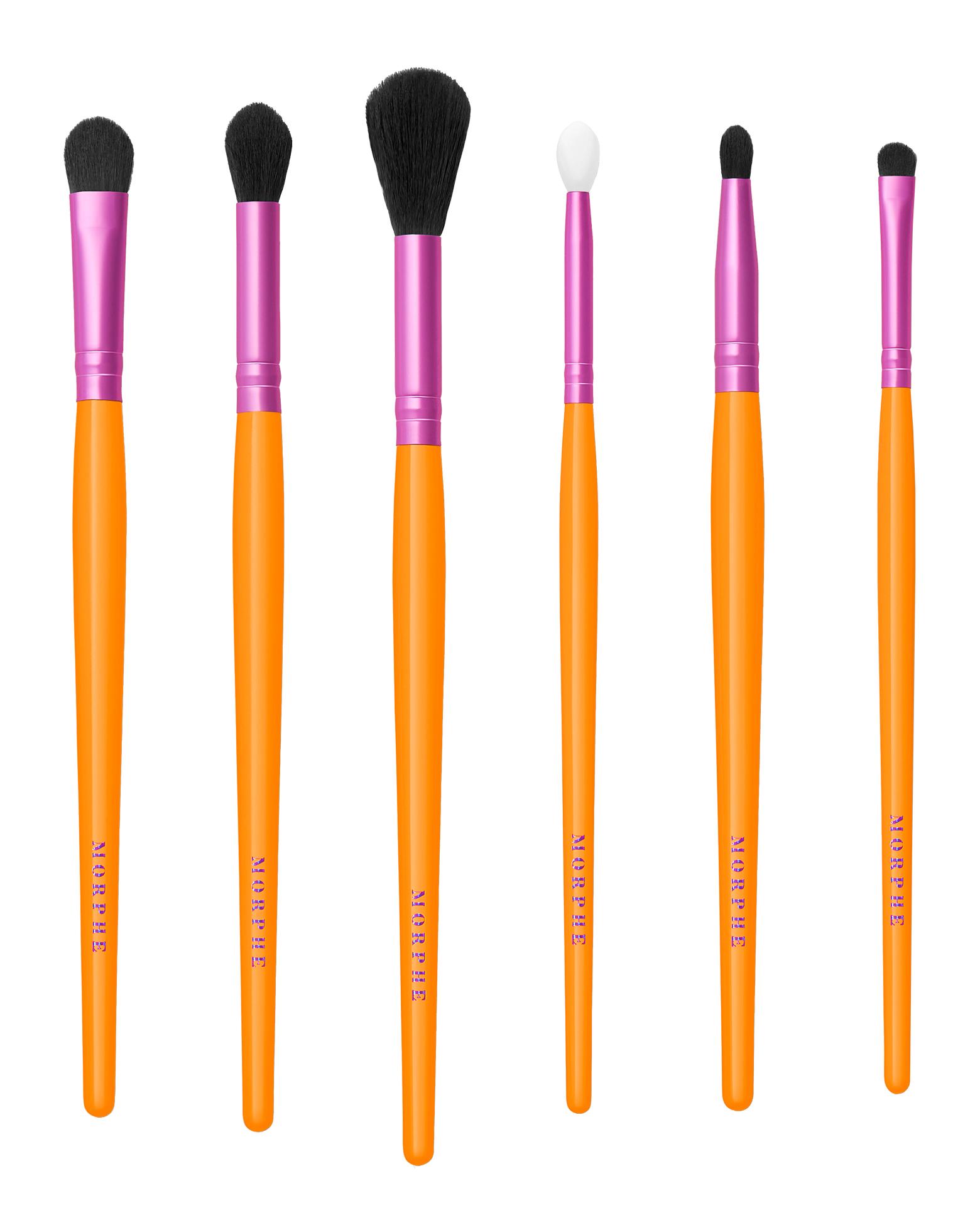 Morphe VIP Sweep By Saweetie 6-Piece Brush