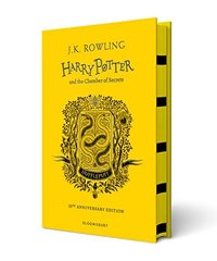 Harry Potter and the Chamber of Secrets – Hufflepuff Ed (HB)