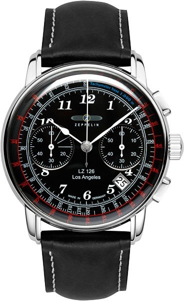 Мужские часы Zeppelin LZ126 Los Angeles 76142