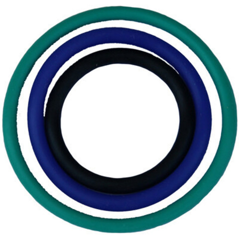 Кольцо уплотнительное Daewoo NBR P26/G26 / 3434