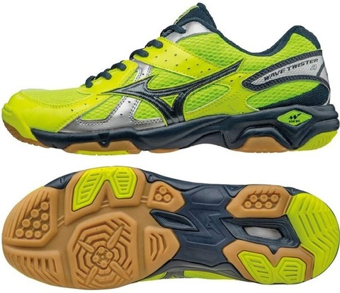 Кроссовки MIZUNO WAVE TWISTER 4 V1GA157015