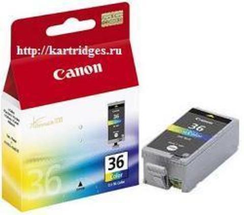 Картридж Canon CLI-36