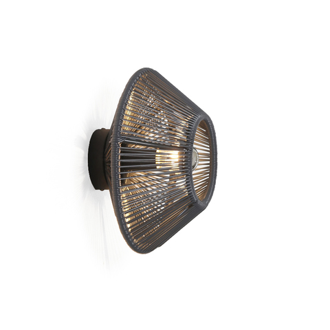 Настенный светильник Rotang by Light Room (черный)